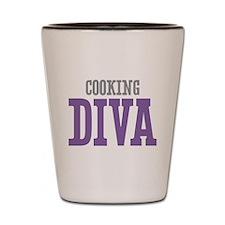 Cooking DIVA Shot Glass