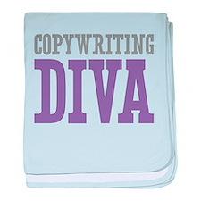 Copywriting DIVA baby blanket