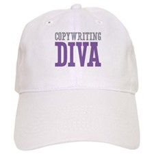 Copywriting DIVA Baseball Cap