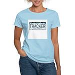 Colorado Tracker Women's Pink T-Shirt