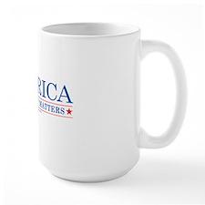 America - Citizenship Matters Mug