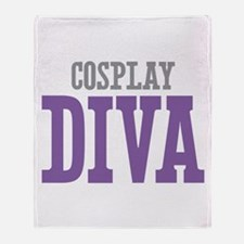 Cosplay DIVA Throw Blanket