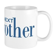 Next Big Brother Small Mug