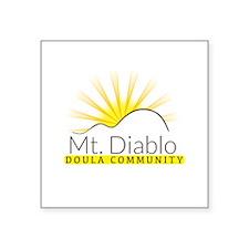MDDC Doula Community Sticker