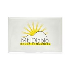 MDDC Doula Community Rectangle Magnet