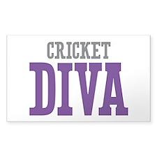 Cricket DIVA Decal
