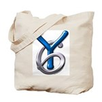 Young Six Flatline Records Tote Bag