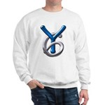 Young Six Flatline Records Sweatshirt