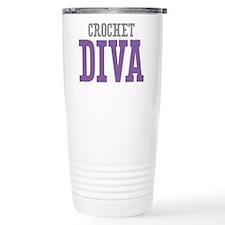 Crochet DIVA Travel Mug