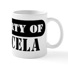 Property of Maricela Mug