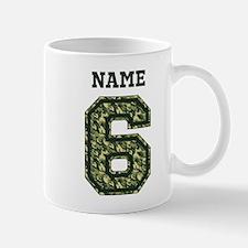 Personalized Camo 6 Mug