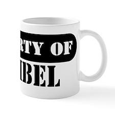 Property of Maribel Mug