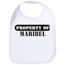 Property of Maribel Bib