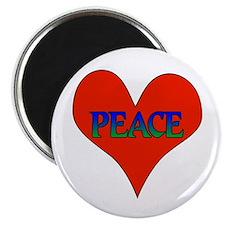 Peace In Heart Magnet