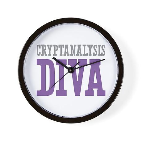 Cryptanalysis DIVA Wall Clock