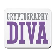 Cryptography DIVA Mousepad