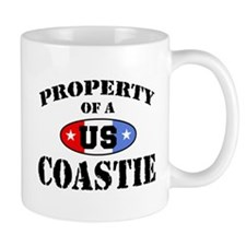 Property of a US Coastie  Mug