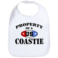 Property of a US Coastie  Bib