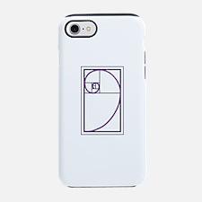 Fibonacci iPhone 7 Tough Case