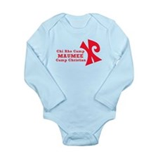Maumee Long Sleeve Infant Bodysuit
