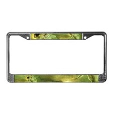 Spirit Of Night Fairy License Plate Frame