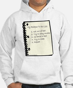 Relapse To Do List Hoodie