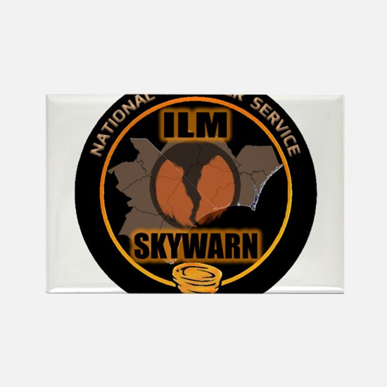 ILM SKYWARN Rectangle Magnet