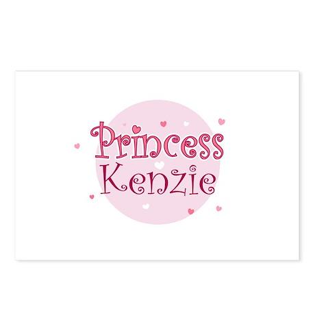 Kenzie Postcards (Package of 8)