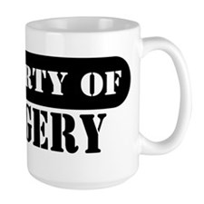 Property of Margery Mug