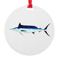 Shortbill Spearfish f Ornament