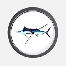 Shortbill Spearfish f Wall Clock