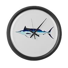 Shortbill Spearfish f Large Wall Clock