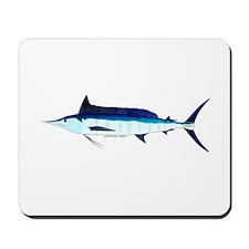Shortbill Spearfish f Mousepad