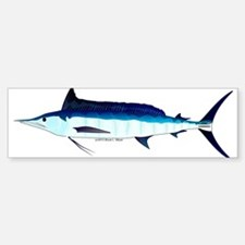 Shortbill Spearfish f Bumper Bumper Bumper Sticker
