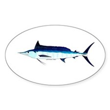 Shortbill Spearfish f Decal