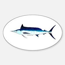 Shortbill Spearfish f Decal