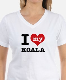 I heart Koala designs Shirt