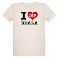 I heart Koala designs T-Shirt