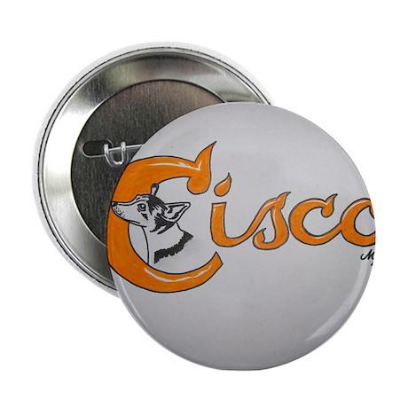 """Cisco chuahau 2.25"""" Button"""