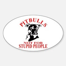 PITBULLS Decal