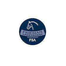 FSA logo Mini Button