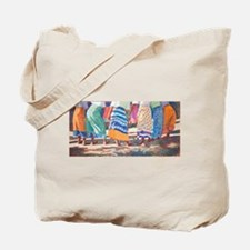 Tracy L Teeter African Colors Tote Bag