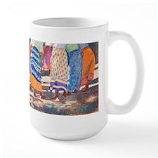 Tracy L Teeter African Colors Mug