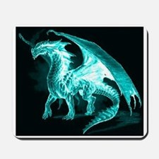 Ice Dragon Mousepad