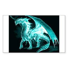 Ice Dragon Decal