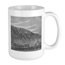 Ice Mountain Circa 1845 Mug