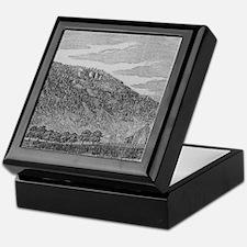 Ice Mountain Circa 1845 Keepsake Box
