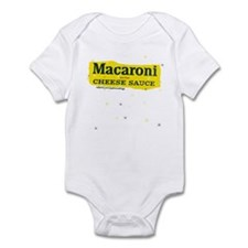 And Cheese Sauce Infant Bodysuit