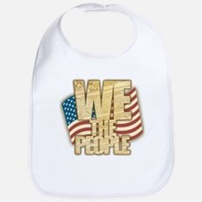 We The People Bib