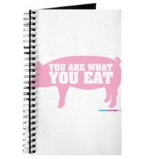 You Are What You Eat Pig Journal